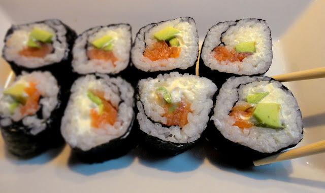 c mo hacer sushi f cil paperblog