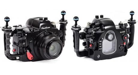 Nikon D600, carcasa, submarina, nauticam, D600, NA-D600