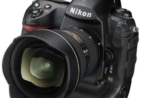 Nikon D4: Anuncia su Actualización del software A 1.03, B 1.02