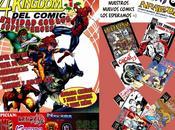 Este diciembre estaremos encuentro kingdom comics n___n