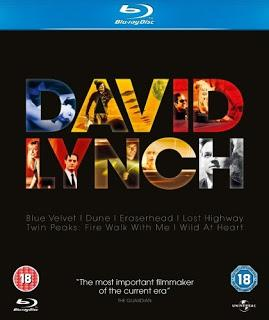 David Lynch, Box set de lujo en DVD y Blu-ray