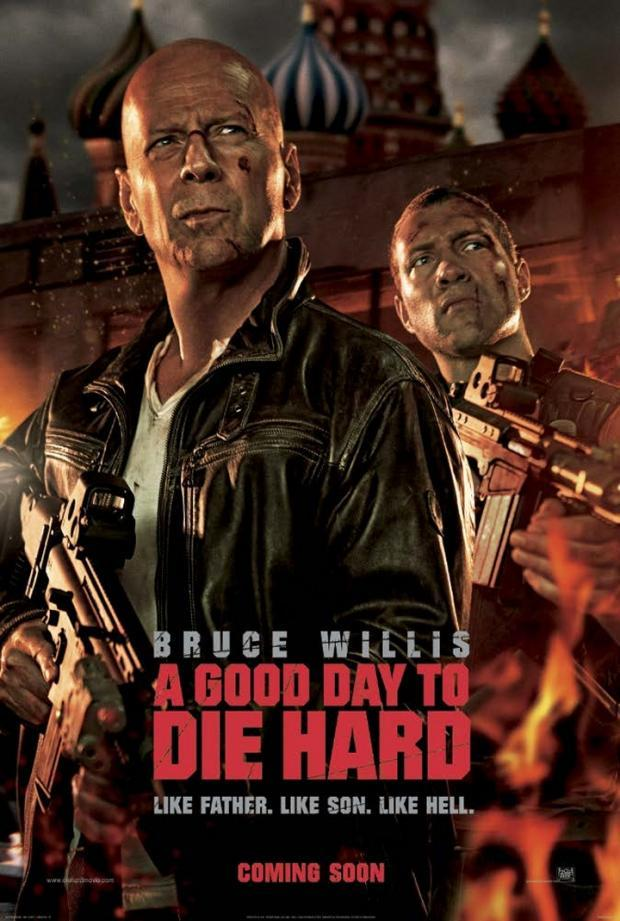Póster: A Good Day To Die Hard