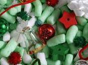Cajas sensoriales navideñas