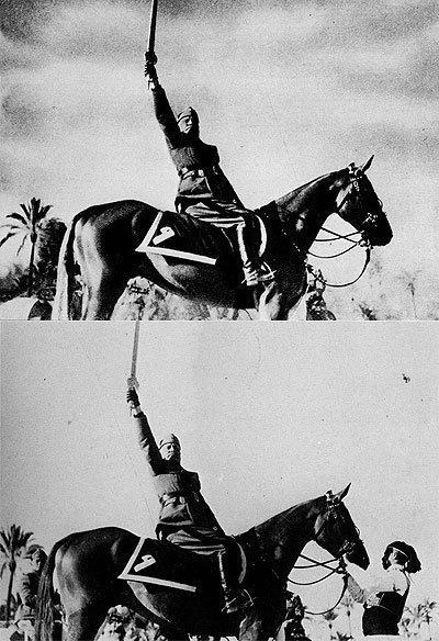 Mussolini Épico