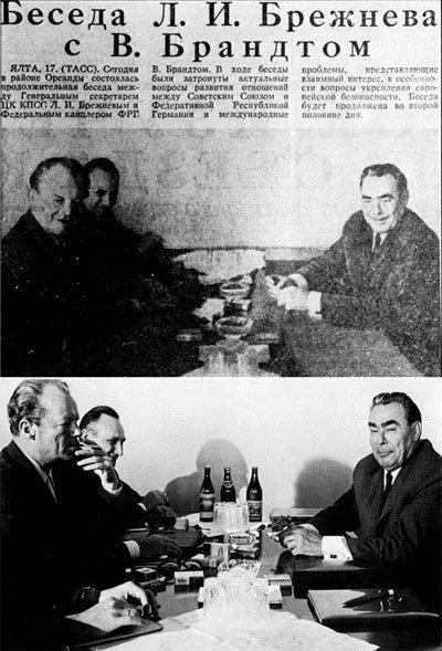 Brezhnev-Brandt
