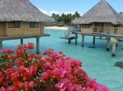 Dormir overwater Polinesia