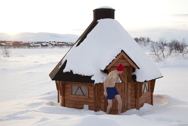 Qu es una caba a con sauna finlandesa paperblog - Que es una sauna ...