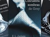 Sombras Grey', Libro Reino Unido