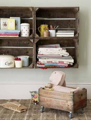 Muebles recuperados con encanto paperblog - Muebles con encanto ...