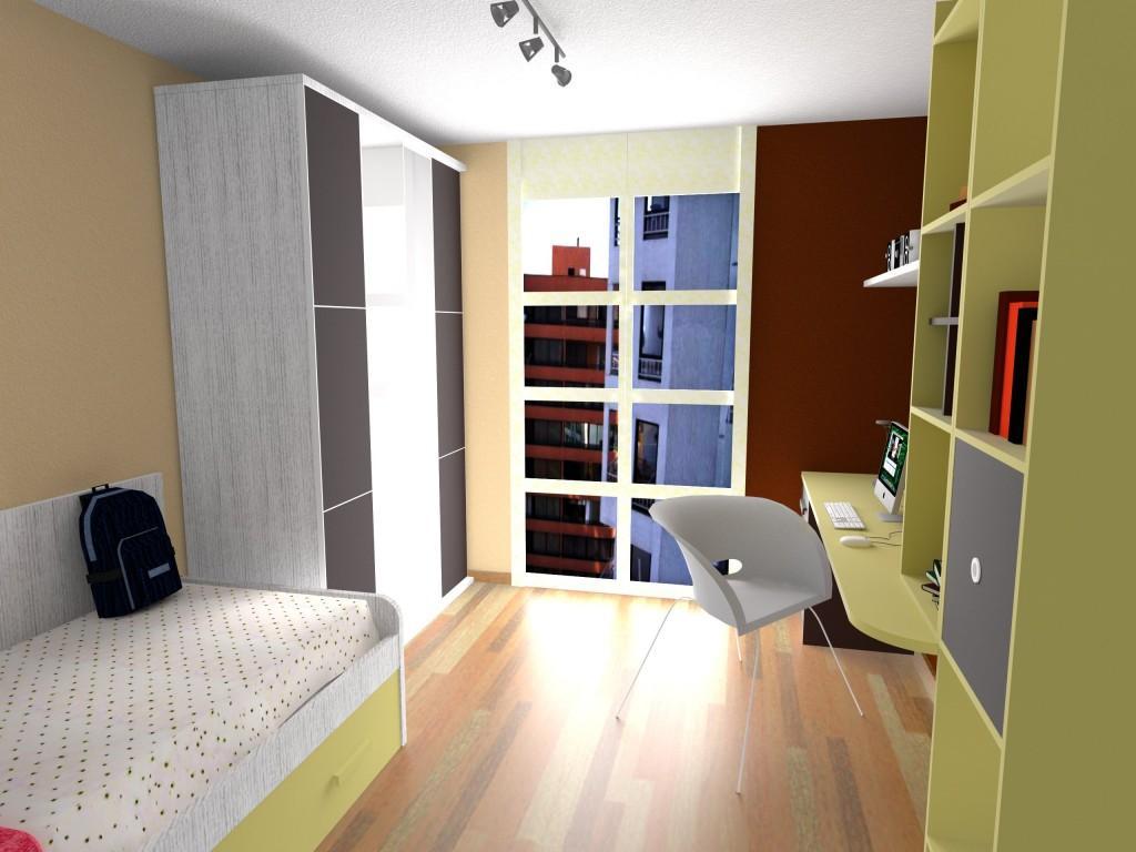 Dise o dormitorio juvenil en beig y moka muebles azor paperblog - Diseno dormitorio juvenil ...