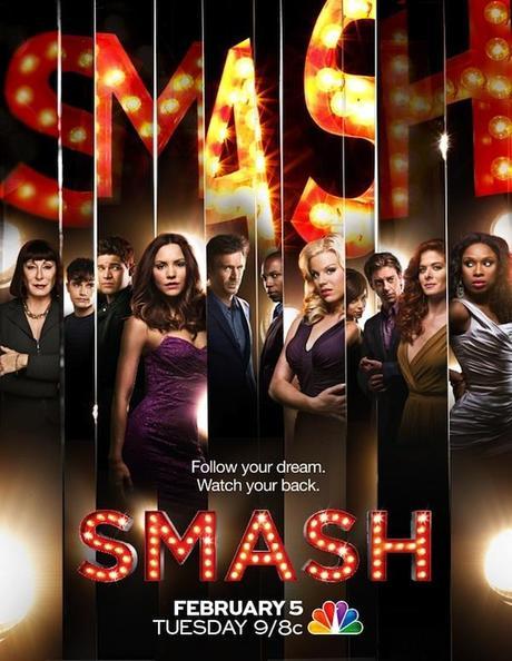 Primer cartel de T2 de 'Smash'