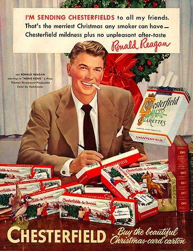 Anuncios de Navidad antiguos