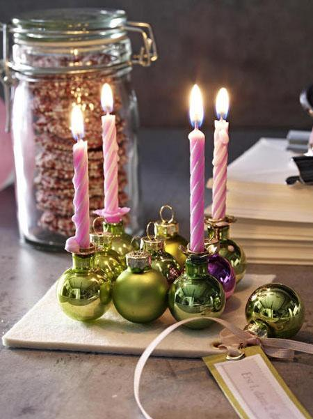 Ideas para hacer centros de mesa navide os paperblog - Arreglos navidenos faciles de hacer ...