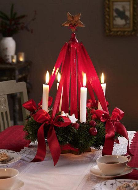 Ideas para hacer centros de mesa navide os paperblog - Ideas para arreglos navidenos ...