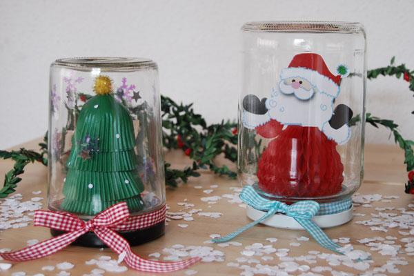 Diy centros de mesa navide os paperblog - Como hacer un centro de mesa navideno ...