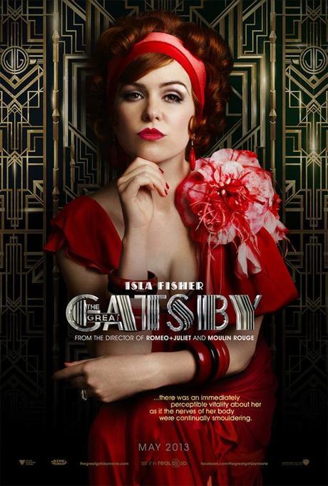 """Posters de """"El Gran Gatsby"""""""