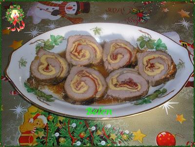 Más recetas navideñas de concurso