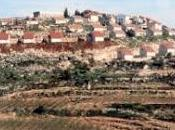 Alineados condenan Israel asentamientos
