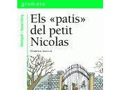 """""""patis"""" petit Nicolas (Los recreos pequeño Nicolás)"""