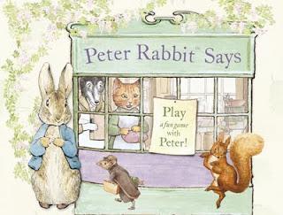 Beatrix Potter Paperblog