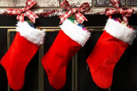 El calcet n de navidad paperblog - Calcetin de navidad ...