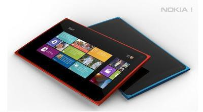 Nokia presentará una tablet con Windows RT en 2013
