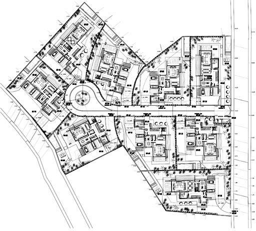 Im genes de obra de la urbanizaci n proyectada por a cero - Plano de aravaca ...