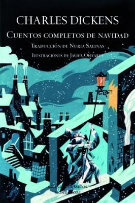 Reseña: «Cuentos Completos de Navidad», de Charles Dickens