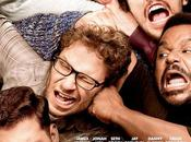 "James Franco Seth Rogen presentan ""This end"""