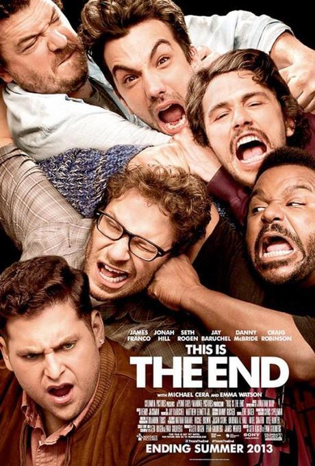 """James Franco y Seth Rogen nos presentan """"This is the end"""""""