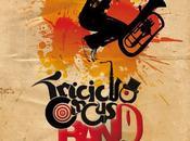 Triciclo Circus Band diciembre-