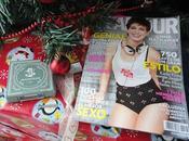 Revistas Enero 2013, Glamour comprada