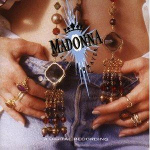 Madonna - Like A Prayer (1989)