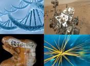 Investigaciones científicas destacadas 2012