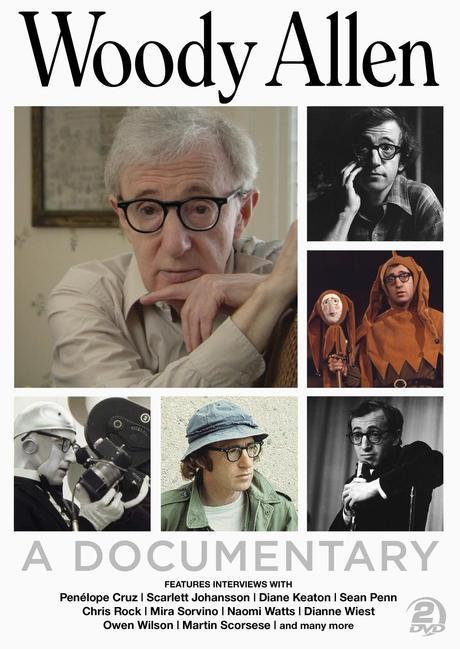 Woody Allen, muso literario y cinematográfico