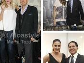 2012 Moda, Lujo Eventos. Video entrevistas Vicky Martin, Romina Belluscio...