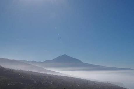 El Teide desde el Sauzal