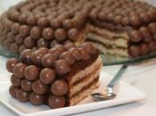 Tarta Maltesers