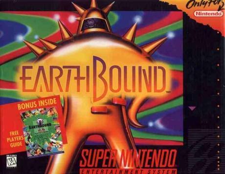 Earthbound tendrá un nuevo lanzamiento