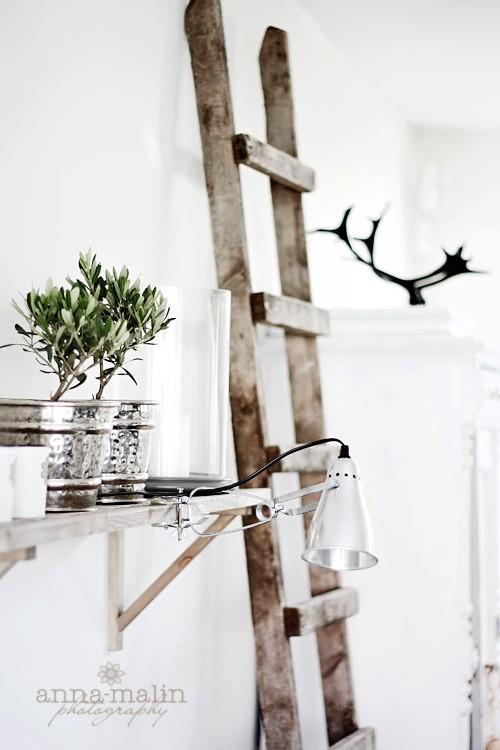 Escaleras de mano dentro de la casa paperblog - Escaleras de mano ...