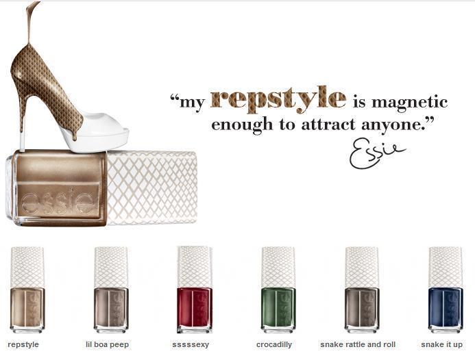 Repstyle: lo último de essie en esmaltes de uñas - Paperblog