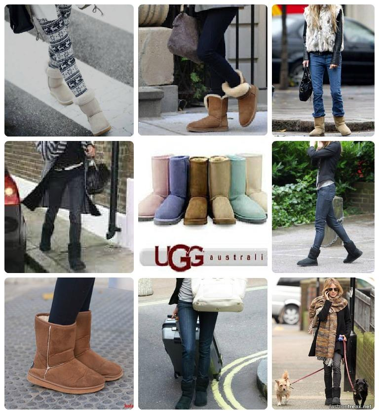 Ugg Modelos