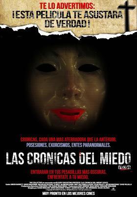 VHS [2012] [Dvdrip] [Español Latino] [1 Link]