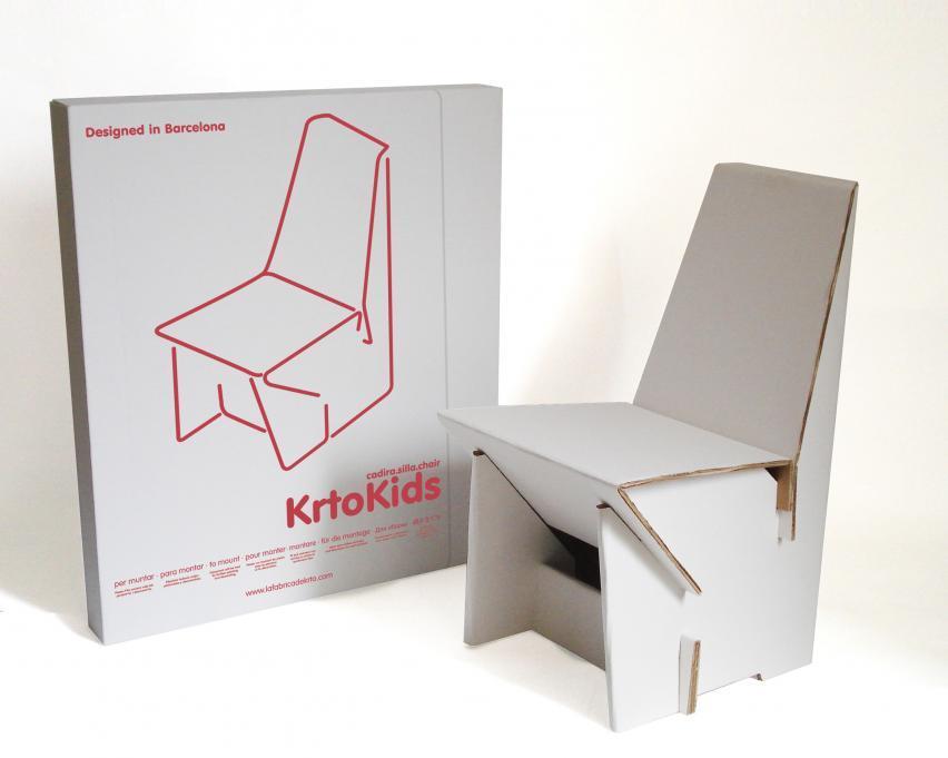 Dcart n muebles y juguetes de cart n bonitos y - Carton para muebles ...