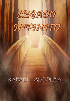 Novela Revelación del año en España: LEGADO INFINITO