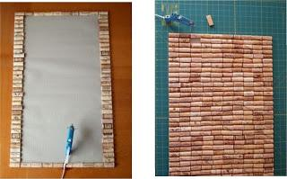 Alfombra de corcho paperblog - Alfombra de corchos ...