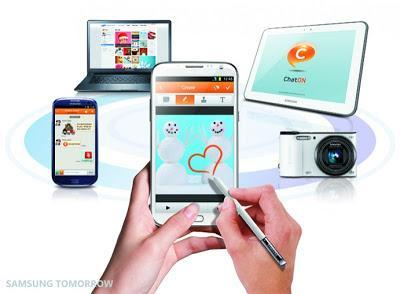 ChatON 2.0 es desvelado por Samsung