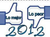 mejor peor 2012