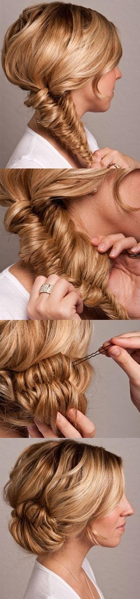 Ideas bonitas para peinados para nochevieja Fotos de cortes de pelo estilo - Peinados para Nochevieja - Paperblog