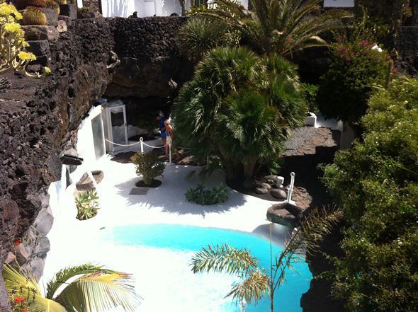 C sar manrique o lanzarote paperblog - Lanzarote casa de cesar manrique ...